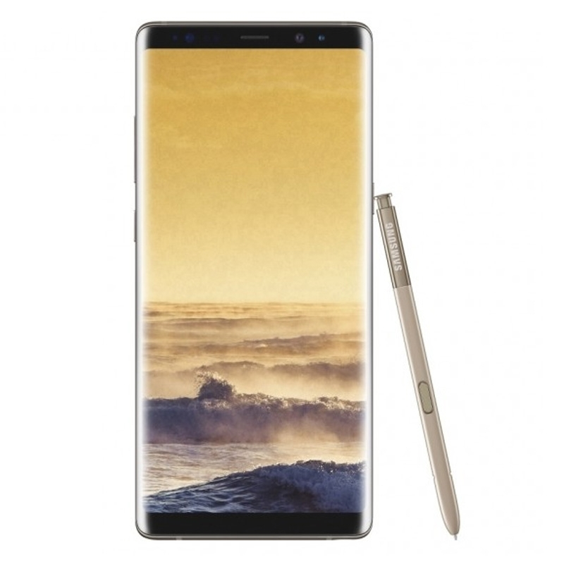 "Samsung Galaxy Note 8 SM-N950F (6.3"", 64GB/6GB, Opt) - Gold"