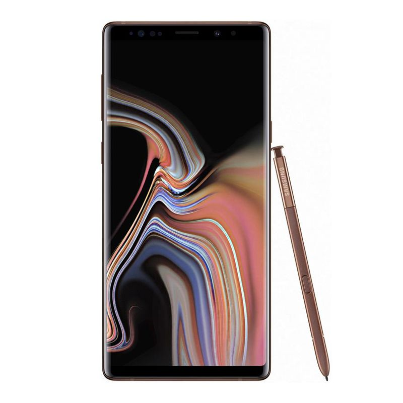 Samsung Galaxy Note 9 (Dual Sim 4G/4G, 512GB/8GB) - Metallic Copper