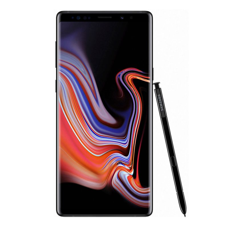 Samsung Galaxy Note 9 (Single Sim, 512GB/8GB, Tel) - Midnight Black