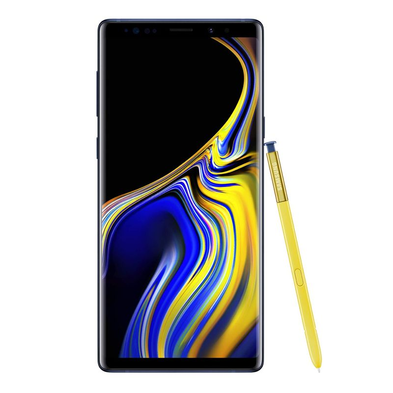 Samsung Galaxy Note 9 (Single Sim, 512GB/8GB, Tel) - Ocean Blue