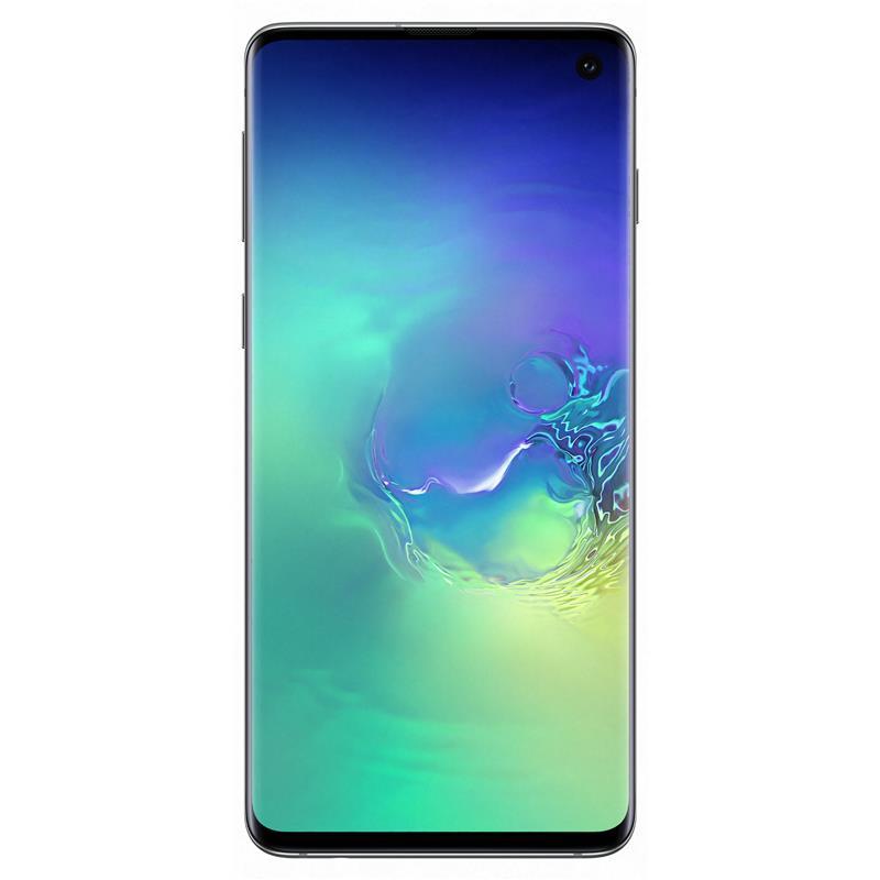 "Samsung Galaxy S10 (4G/LTE, 6.1"", 128GB/8GB) - Prism Green"