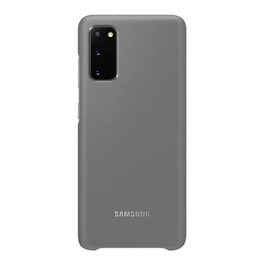 Samsung Galaxy S20 LED Cover - Grey