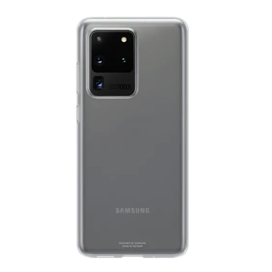 Samsung Galaxy S20 Ultra Back Cover - Clear