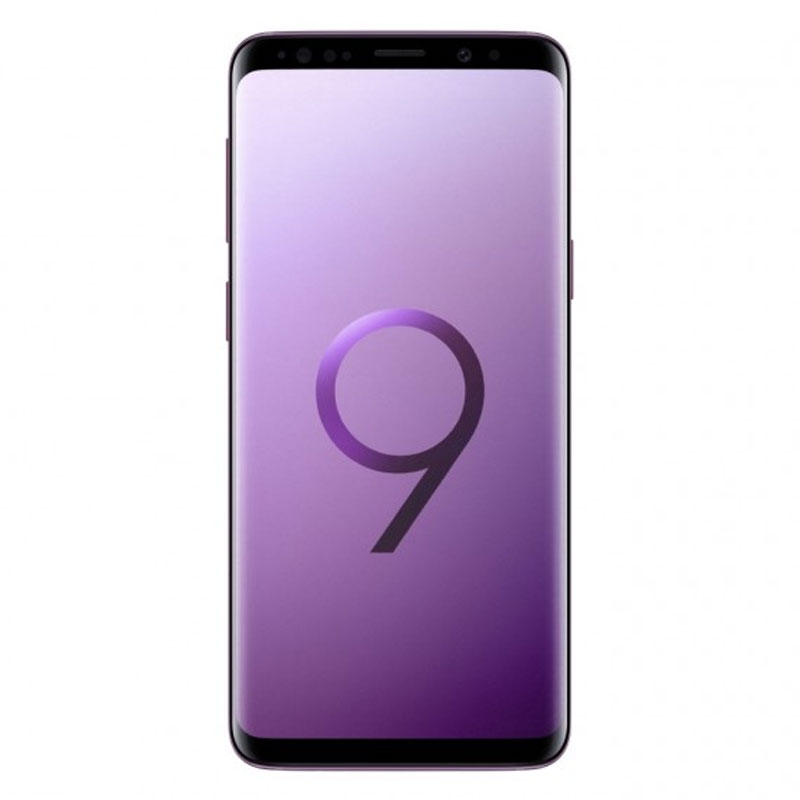 "Samsung Galaxy S9 G960F (64GB/4GB, 5.8"", Opt) - Lilac Purple"