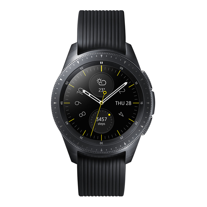 Samsung Galaxy Watch 42mm Bluetooth SM-R810 - Midnight Black