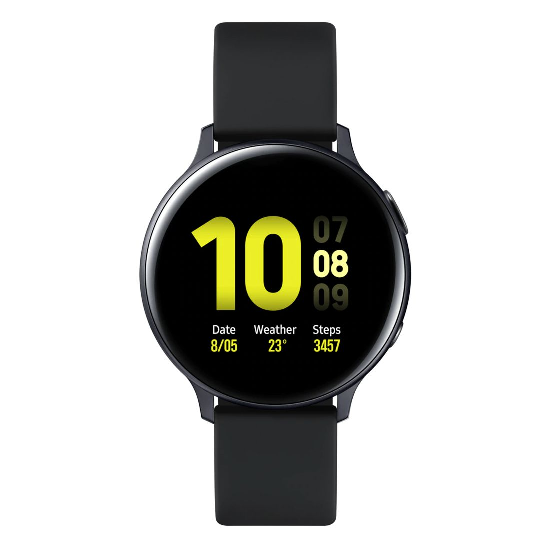 Samsung Galaxy Watch Active 2 44mm Bluetooth - Black Aluminium