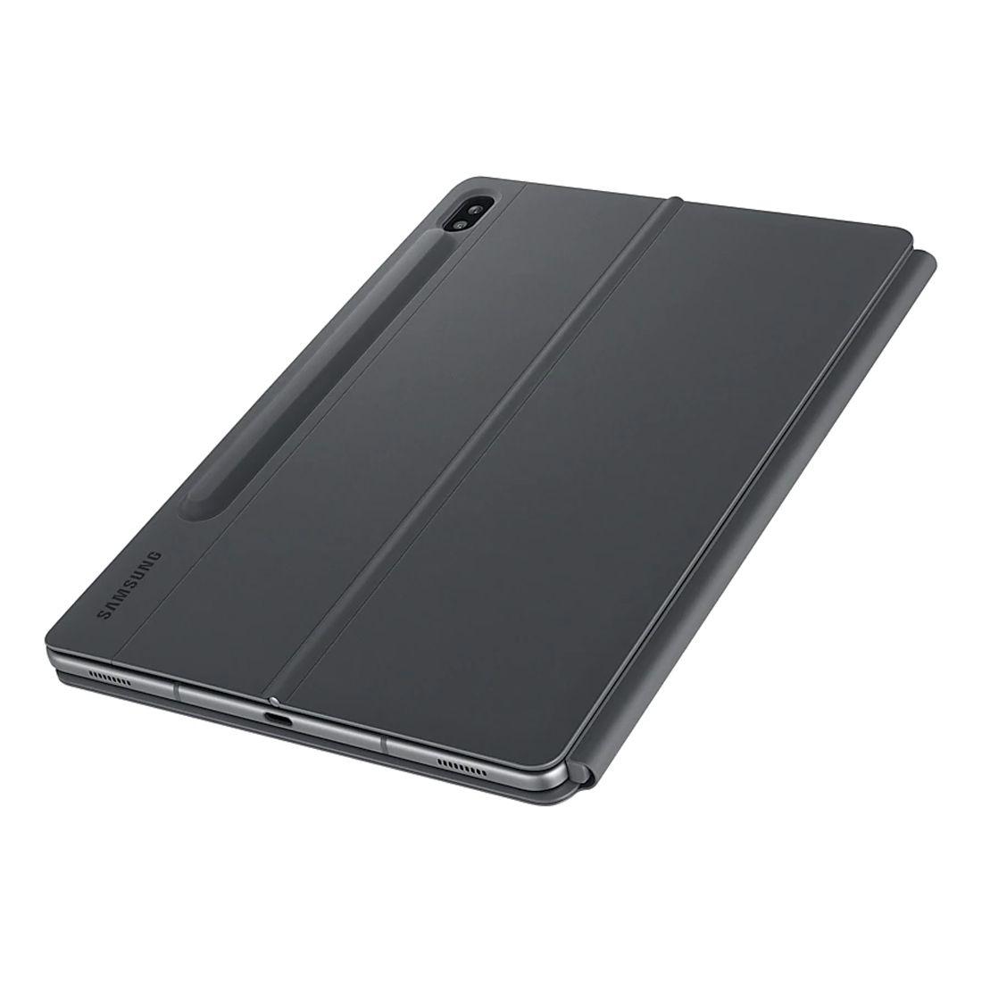 Samsung Galaxy Tab S6 10.5 Keyboard Book Cover - Grey