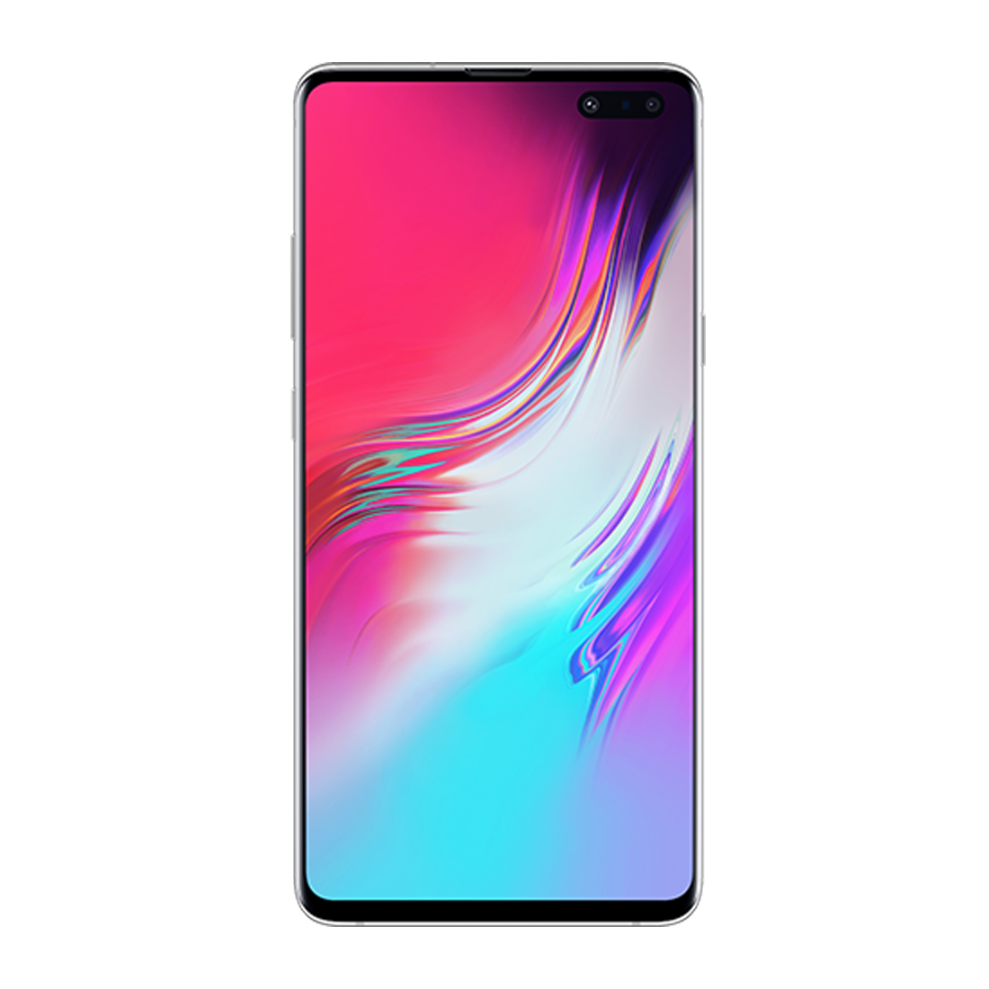 Samsung Galaxy S10 (5G, 256GB/8GB, Tel) - Crown Silver