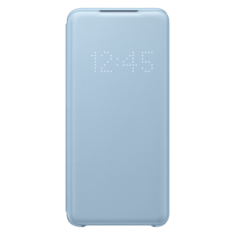 Samsung Galaxy S20 LED View Cover - Blue