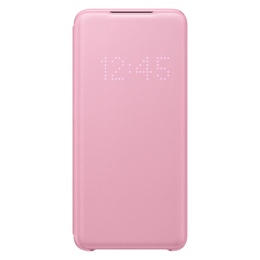 Samsung Galaxy S20 LED View Cover - Pink