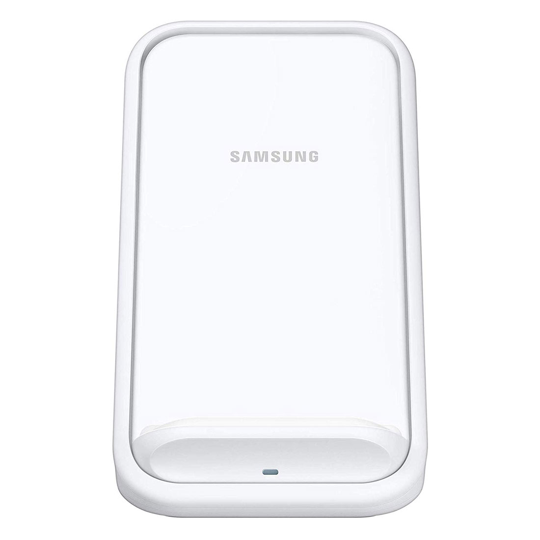 Samsung Wireless Fast Charging Stand w/ Fan Cooling (15W, EP-N5200TWEGAU) - White