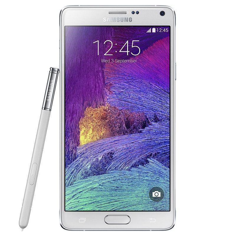 [Working Condition - Pre Owned] Samsung Galaxy Note 4 N910G - White