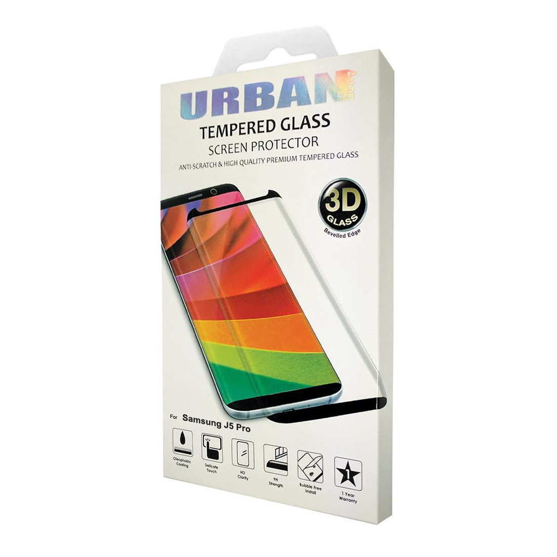 Urban Glass Screen Protector For Samsung J5 Pro
